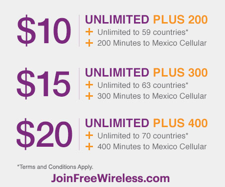 Unlimited International Calling Plans through Solavei